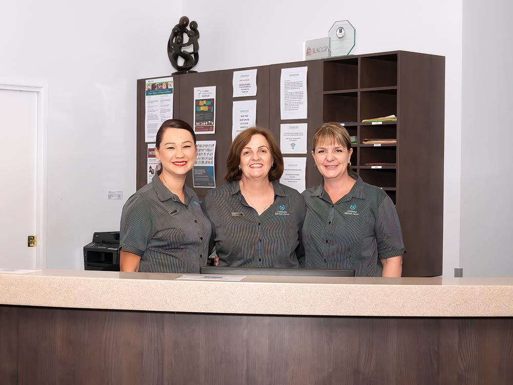 calamvale reception staff